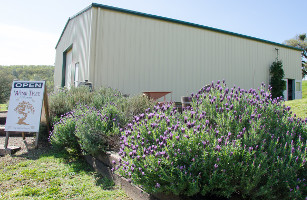 Our Amador County Winery Building