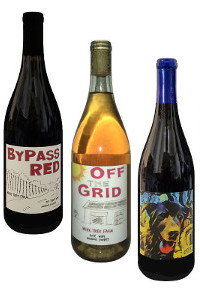 Local Label Wines