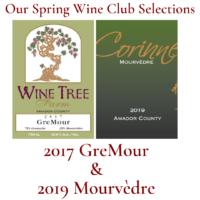 Join Corinne's Wine Club