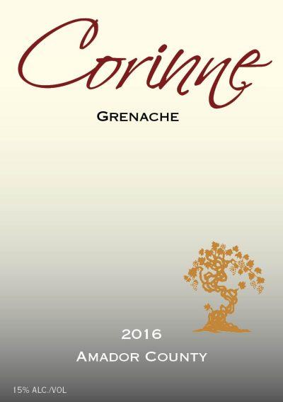 2016 Grenache
