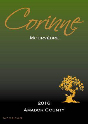 2016 Mourvèdre