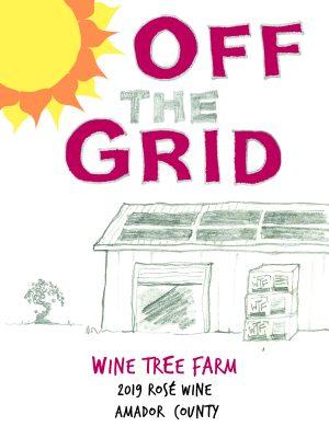 2019 Off The Grid Rosé