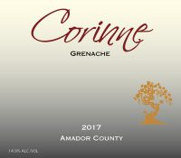 2017 Corinne Grenache