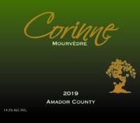 2019 Corinne Mourvèdre